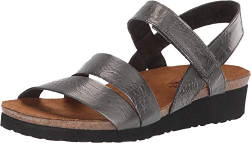 - NAOT Footwear Women's Steel Leather Sandal 7 M US