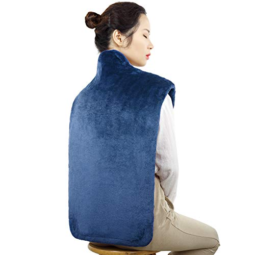 Fitfirst 33 x 15'' Heating Pad for Neck Shoulder and Back Pa