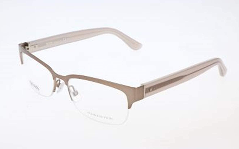 Hugo Boss Hugo Orange Brille Monturas de gafas, Beige, 53.0 ...
