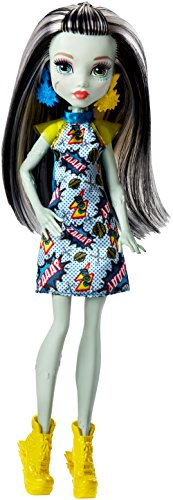 Monster High Frankie Stein Doll]()