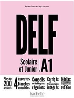 Delf A1. Scolaire et junior. Per la Scuola media. Con ebook. Con