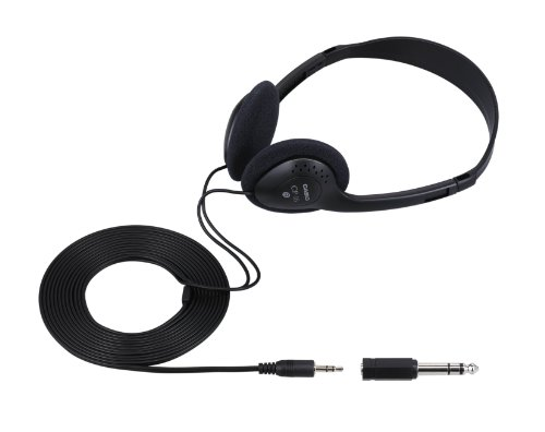 headphones cp 16 for casio electronic keyboard pianos amazon co uk