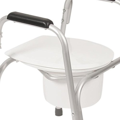 Pcp Replacement Seat Assembly for 5026 Commode, White by PCP