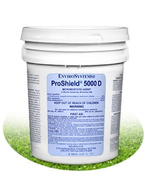 Turf Treatment ProShield 5000D Antimicrobial/Disinfectant 5 Gallon