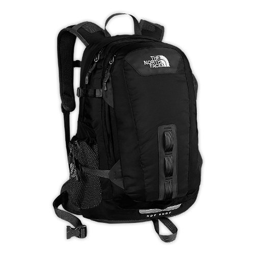 The North Face Hotshot Backpack Black, Outdoor Stuffs