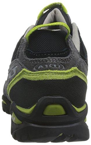 lacets pour Tex II de Gore Noir à GTX Arriba Chaussures AKU Schwarz Grün ville homme 632 qPxwvIBCn5