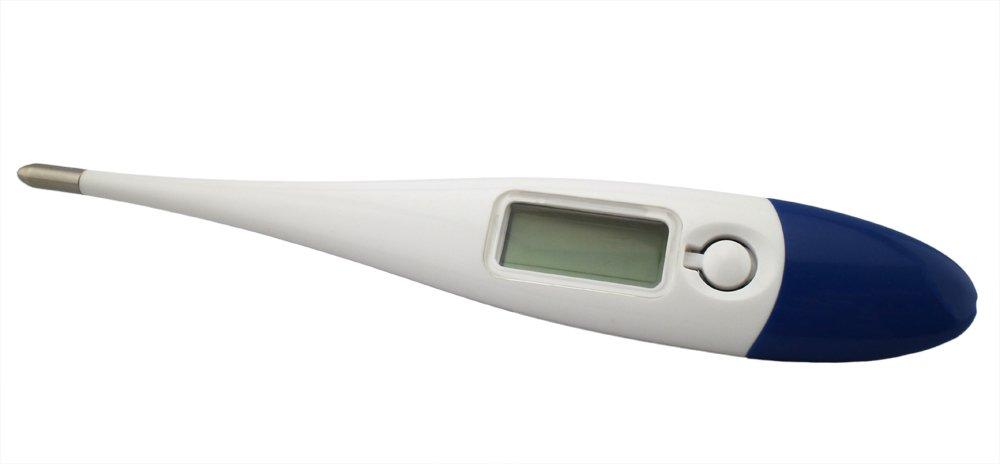 ObboMed MM-3130 Termómetro Digital con Boquilla Rígida: Amazon.es: Salud y cuidado personal