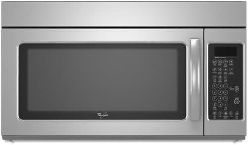 Whirlpool : WMH2175XVS 30 Microwave-Range Hood Combination Stainless Steel
