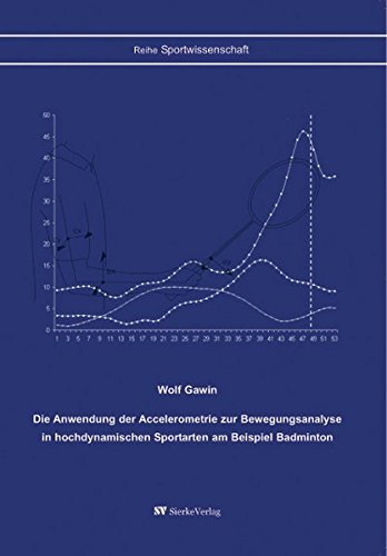 Die Anwendung der Accelerometrie zur Bewegungsanalyse in hochdynamischen Sportarten am Beispiel Badminton Taschenbuch – 29. November 2010 Wolf Gawin Sierke Verlag 3868442723 Ballspiele
