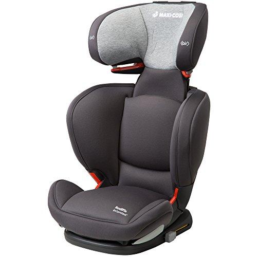 Maxi-Cosi RodiFix Booster Car Seat, Loyal Grey