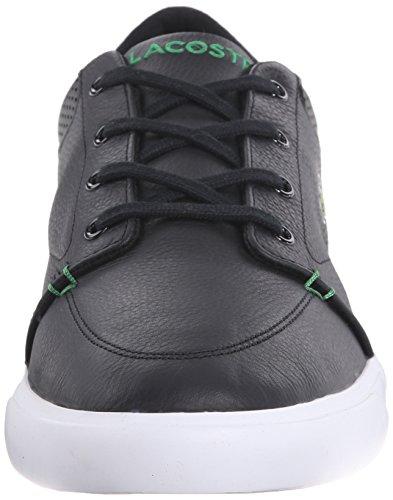 Lacoste Heren Bayliss 116 1 Fashion Sneaker Zwart / Groen