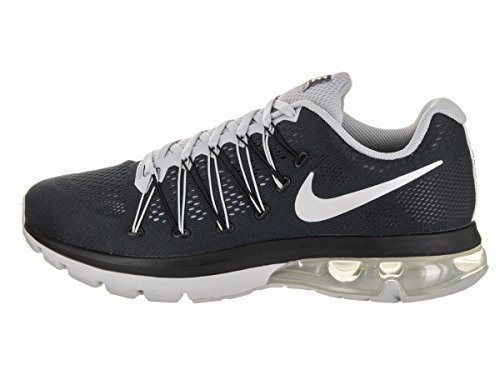 Galleon - Nike Mens Air Max Excellerate 5 Running Shoes Black Metallic  Silver Wolf Grey (10) 237d2c89a