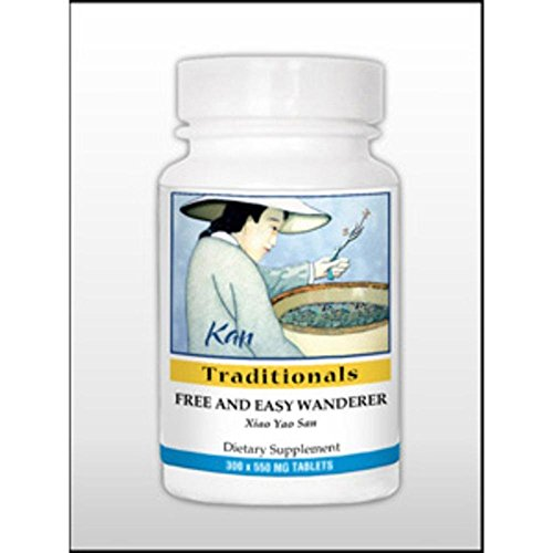 Kan Herbs – Free and Easy Wanderer 500 mg, 300 tablets Health and Beauty