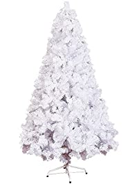 Ollypulse Artificial Eco Friendly PVC Indoor Outdoor Christmas Tree, With  Metal Stand And Plastic