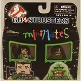 Ghostbusters Mini Mates Sliimed Peter Venkman and