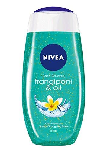 Oil Shower Gel, 250ml (Frangipani Body)