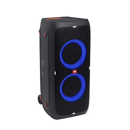 JBL Partybox 310 - Portable Party Speaker wth Long Lasting Battery, Powerful JBL Sound and Exciting Light Show (Renewed)