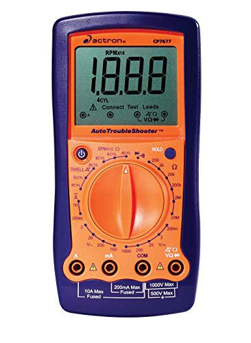 Actron CP7677 Multimeter for Automotive Repair