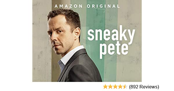 Amazon com: Sneaky Pete - Season 2: Giovanni Ribisi, Marin Ireland