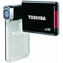Toshiba Camileo S30 Full HD Camcorder (Silver/Black) (Discontinued by Manufacturer)