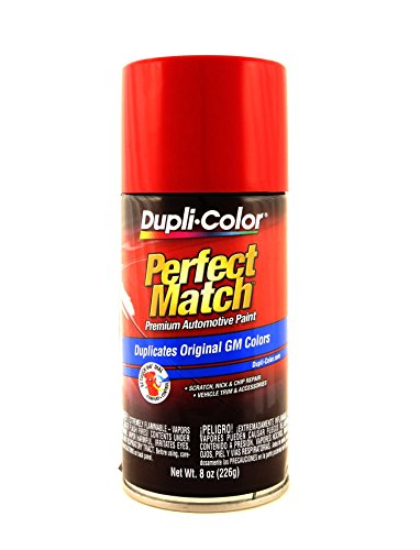 Dupli-Color EBGM05107 Torch Red General Motors Perfect Match Automotive Paint - 8 fl. oz. Aerosol ()