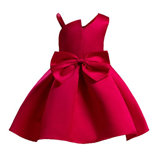 LZH Baby Girls Dress Ball Gown Party Wedding Flower Princess Dresses by LZH