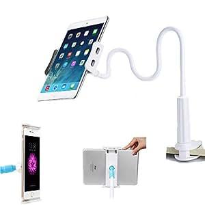 Gooseneck Flexible Bed Desktop Mobile Phone Tablet Bracket Holder Stand for ipad