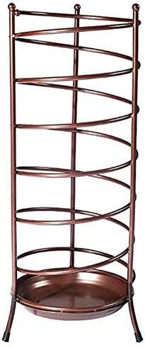 LXYZ Metallschirmständer, Bronze-Metalleingang und Trockengestellständer/Gehstockaufbewahrung