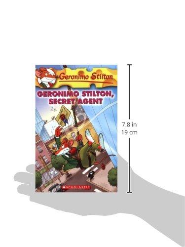 Amazon.com: Geronimo Stilton, Secret Agent (Geronimo Stilton, No ...