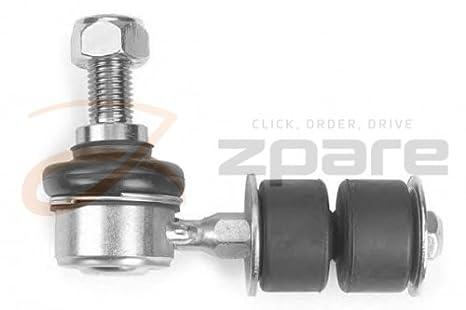 MILPAR bieleta de Barra estabilizadora (Astra F (56, 57 _) 1.7 TDS/Astra F (56, 57 _) 1.7 D: Amazon.es: Coche y moto