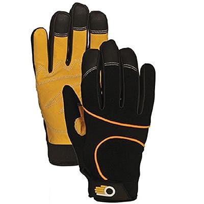 LFS Inc Atlas C7780L Performance Cowgrain Work Gloves