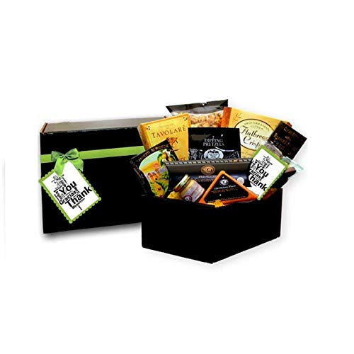(Gift Basket DRop Shipping 'Thank You' Gourmet Gift Pack)