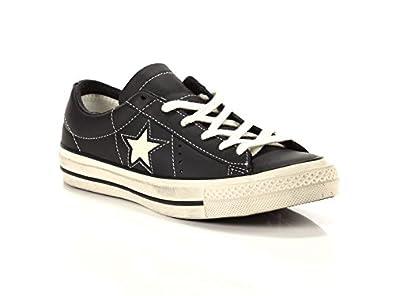 Converse , Herren Sneaker, Schwarz - schwarz - Größe: 37.5