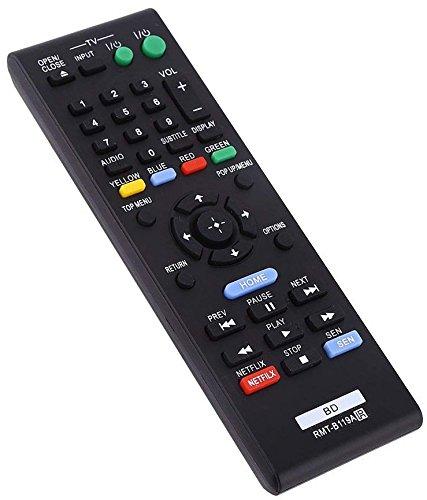 Control Remoto RMT B119A Compatible con Sony Blu Ray Disc...