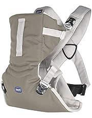 Chicco - Ergonomische Draagzak EasyFit - Eenvoudige Draagdoek - Hoofdsteun en Neksteun - Vanaf Geboorte tot 9 kg - Beige