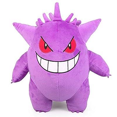 Pokémon Gengar Plush Stuffed Animal Toy - Large 12