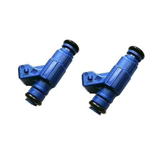 Unlimited Rider 2pcs / Set Fuel Injectors for Polaris RZR Sportsman Ranger EFI 700 800 SPM RGR MVRS 0280156208 Pack of -