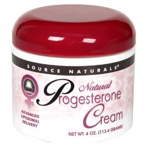 Mexican Wild Yam Root (Progesterone Cream 4 Ounces)