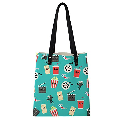 Bags Womens Shoulder 15 with Print Color Handbag Travel PU Advocator Tote Stylish Wallet Casual Bag Leather Teacher z7Udxq