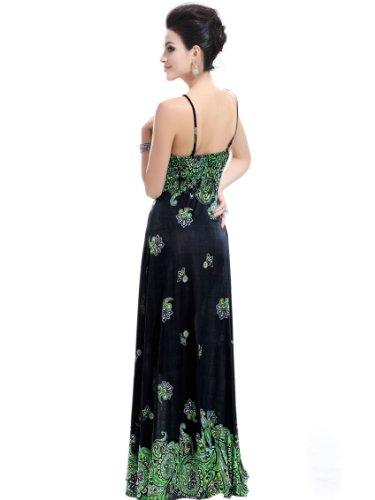 Ever Pretty Sexy V-neck Floral Printed Beach Cover Casual Dress/ Summer Dress 09502
