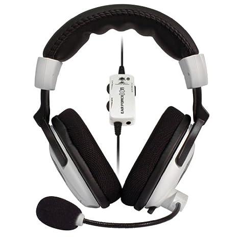 Turtle Beach Casque Ear Force X11 pour Xbox 360 [Importación francesa]: Amazon.es: Videojuegos