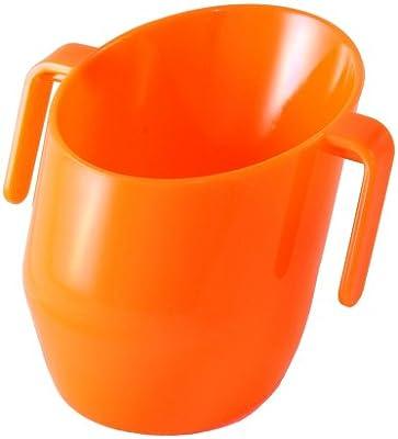 Doidy Cup der gesunde Trinklernbecher 10078 color naranja Vaso boquilla