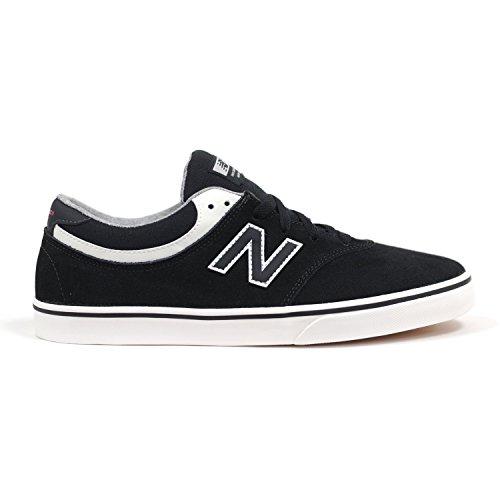 Ny Balanse Numerisk Quincy 254 (svart) Menns Skate Sko-8