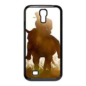 Horse Running Use Your Own Image Phone Case for SamSung Galaxy S4 I9500,customized case cover ygtg520598 by mcsharks