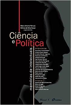Book Ciencia e Politica: Memorias de Intelectuais