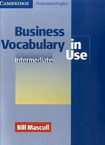 Business Vocabulary in Use, Without Answers