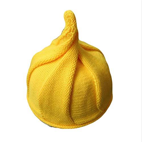 Hosaire 1x Moda Sombrero de Punto del Molino de Viento del Casquillo de Lana  Puntiagudo de 83e456b2544