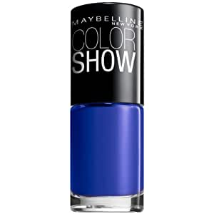 Maybelline New York Color Show Nail Lacquer, Sapphire Siren, 0.23 Fluid Ounce