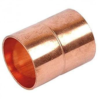 Hvac Wrot Copper Slip Coupling With Rolled Stop 3 4 In X 3 4 In Od 5 8 In Nominal Id C X C W01028 Amazon Com Industrial Scientific
