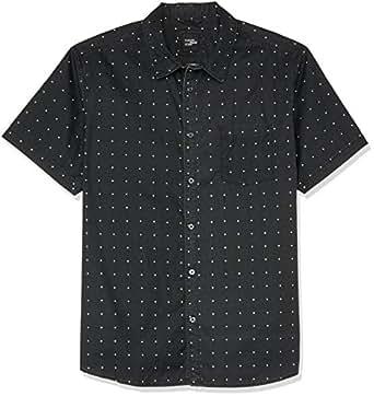 Hammersmith Men's Terrace SS Shirt, Black, 7XL